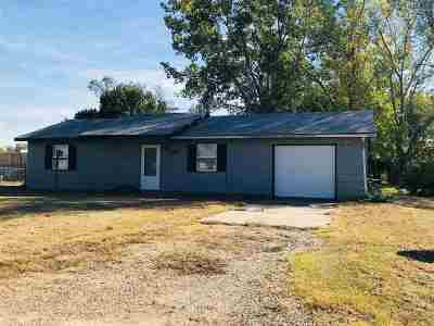 Arkansas City Single Family Home For Sale: 1103 W Colorado Ave