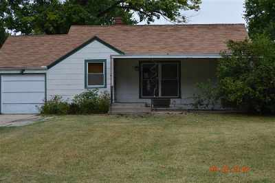 Wichita Single Family Home For Sale: 4340 E Clark St