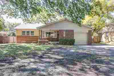 Wichita Single Family Home For Sale: 931 S Broadmoor