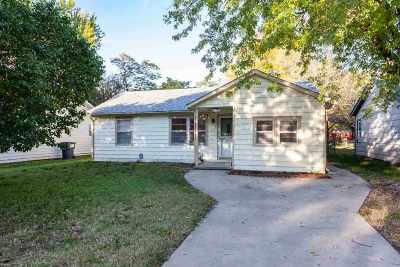 Wichita Single Family Home For Sale: 1837 S Spruce