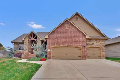Wichita Single Family Home For Sale: 3705 N High Point St