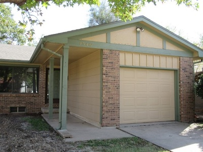 Wichita Single Family Home For Sale: 1540 N Brunswick Ln