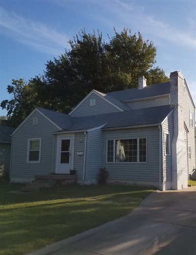 Wichita Single Family Home For Sale: 516 N Erie