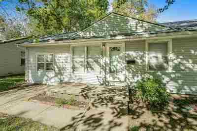 Wichita Single Family Home For Sale: 1232 E Crowley