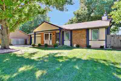 Mulvane Single Family Home For Sale: 629 Moy Ln