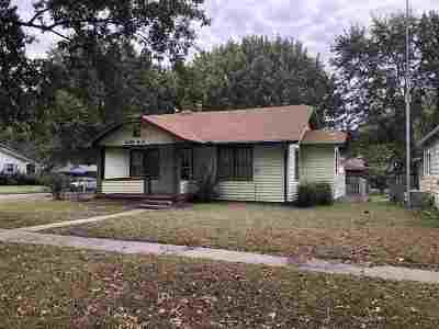 Arkansas City Single Family Home For Sale: 1126 N A Street