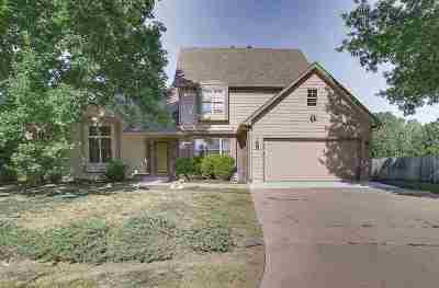 Wichita Single Family Home Take Backup: 7024 E Mainsgate Ct