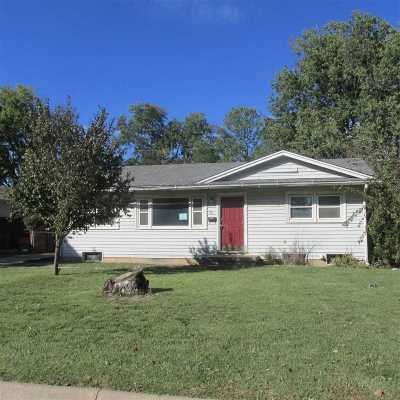 Haysville Single Family Home For Sale: 626 W 7th