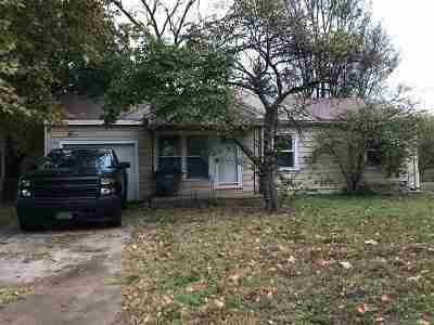 Haysville Single Family Home For Sale: 460 S Turkle Avenue