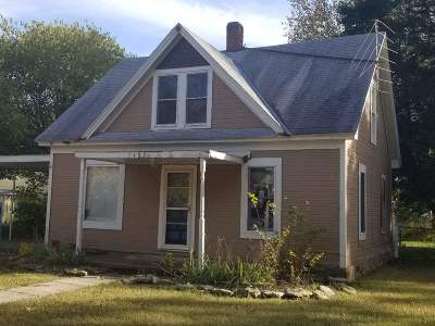 Winfield KS Single Family Home For Sale: $29,900