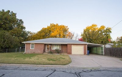 Colwich Single Family Home For Sale: 415 S 2nd St