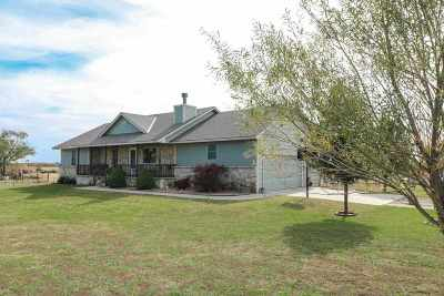 Mulvane Single Family Home For Sale: 1713 E 140th Ave N
