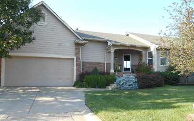 Wichita Single Family Home For Sale: 410 S Nineiron