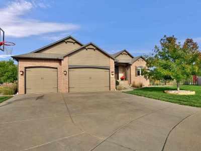 Wichita Single Family Home For Sale: 14204 E Ayesbury Cir