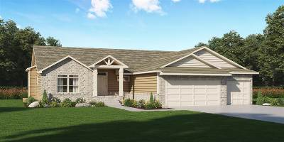 Rose Hill Single Family Home For Sale: 3630 Bluestem