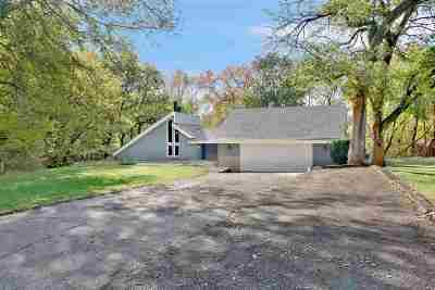 Derby Single Family Home For Sale: 1501 N Milton