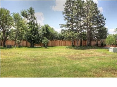 Wichita Residential Lots & Land For Sale: Lot 4 Block A
