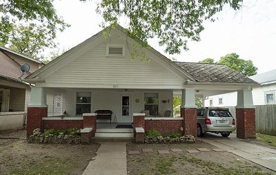 Arkansas City Single Family Home For Sale: 827 S A St