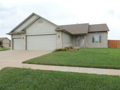 Derby KS Single Family Home For Sale: $229,900