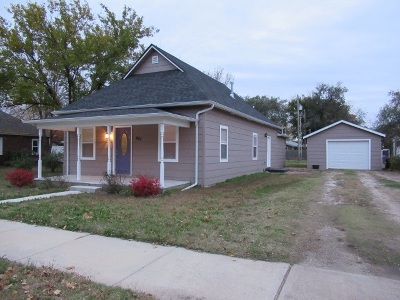 Cheney Single Family Home For Sale: 421 N Garfield