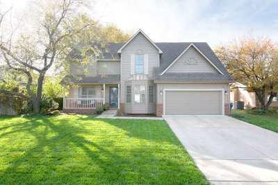Wichita Single Family Home For Sale: 133 S Prescott Ct