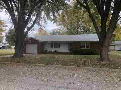Arkansas City KS Single Family Home For Sale: $87,000