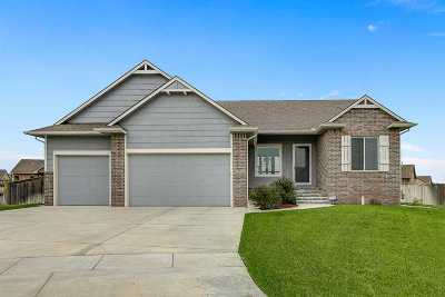 Andover KS Single Family Home For Sale: $314,500