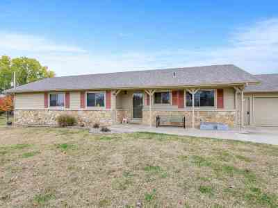 El Dorado KS Single Family Home For Sale: $264,500