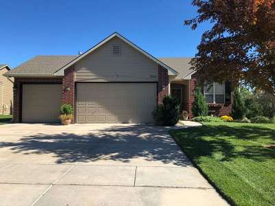 Wichita Single Family Home For Sale: 2514 N Springdale