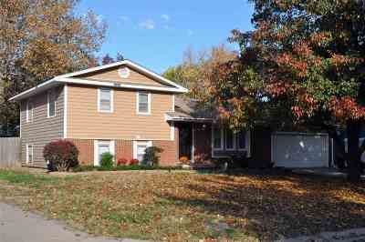Wichita Single Family Home For Sale: 1265 N Emerson Ave