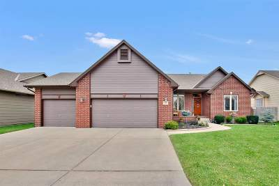Wichita Single Family Home For Sale: 14200 W Onewood Place #26