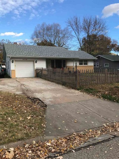 El Dorado KS Single Family Home For Sale: $72,000