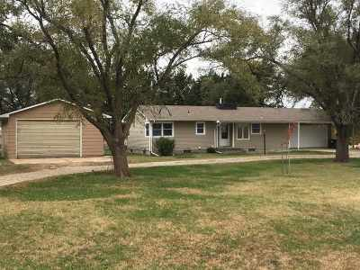 El Dorado Single Family Home For Sale: 1419 NW Highway 196
