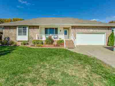 Wichita Single Family Home For Sale: 15002 Moscelyn Ln