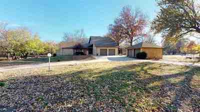 Wichita Single Family Home For Sale: 1259 N Azure Ln