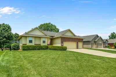 Wichita Single Family Home For Sale: 3309 N Pepper Ridge St