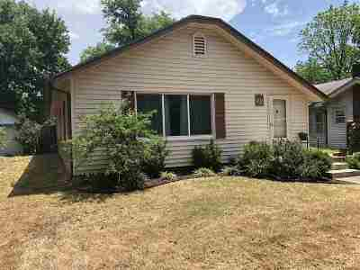 Arkansas City KS Single Family Home For Sale: $92,900