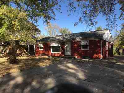Derby Single Family Home For Sale: 1220 N El Paso Dr