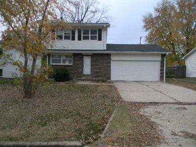Towanda KS Single Family Home For Sale: $89,900