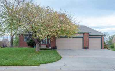 Wichita Single Family Home For Sale: 10006 W Greenspoint St