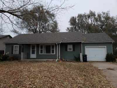 El Dorado KS Single Family Home For Sale: $63,000