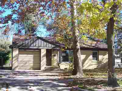 Sedgwick County Single Family Home For Sale: 2274 S Hiram St