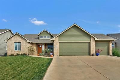 Wichita Single Family Home For Sale: 1426 S Alden St
