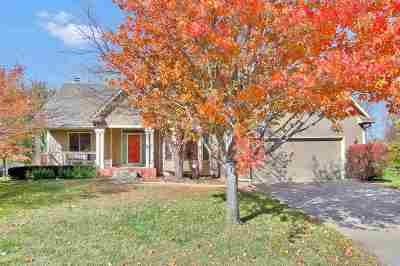 Wichita Single Family Home For Sale: 2428 N Clubhouse Ct