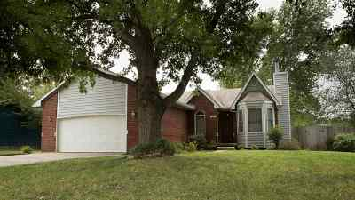 Derby Single Family Home For Sale: 1225 S Meadowhaven Ln.