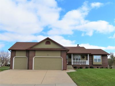 Wichita Single Family Home For Sale: 391 S Limuel Ct