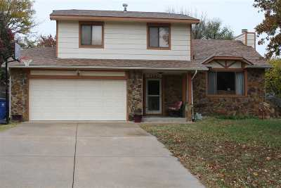 Derby Single Family Home For Sale: 1340 N Windmill St