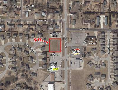 Rose Hill Residential Lots & Land For Sale: SW Of Rose Hill Rd And E Waitt St