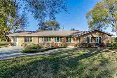 Arkansas City KS Single Family Home For Sale: $244,900