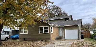 Arkansas City KS Single Family Home For Sale: $62,500